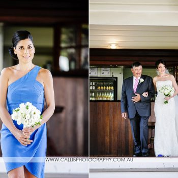 Maleny Manor Wedding Makeup