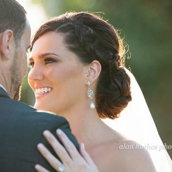 Yandina Station Wedding Bridal Makeup